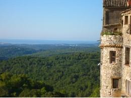 Gite Tourrettes-sur-loup - 3 personnes - location vacances  n°12074