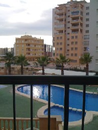 Flat 5 people Guardamar Del Segura - holiday home  #12104
