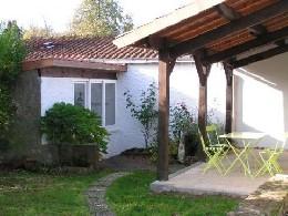 Gite Bouaye - 4 personnes - location vacances  n°12171