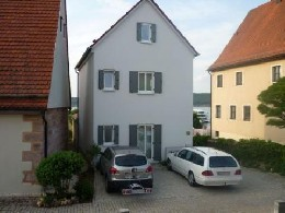 House in Bavaria near nuremberg lakeside cottage for   7 •   view on lake   #12276