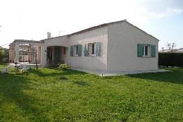 Maison Calvisson - 5 personnes - location vacances  n°12307