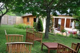 House in La croix en touraine for   10 •   with terrace   #12323