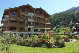 Maison Grächen Vs - 5 personnes - location vacances  n°12340