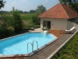 Huis in Herne voor  2 •   met privé zwembad