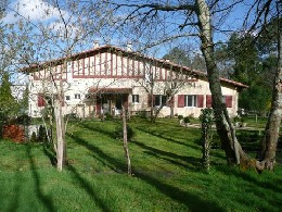 Gite Salles - 5 personnes - location vacances  n°12376