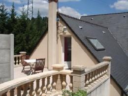 Maison Candes Saint Martin - 3 personnes - location vacances  n°12444