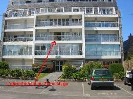 Appartement 4 Personen Perros Guirec - Ferienwohnung N°12447