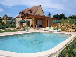 Gite Milhac - 6 people - holiday home  #12463