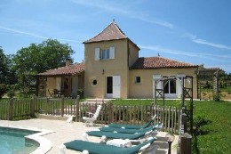 Gite Milhac - 8 people - holiday home  #12464