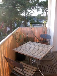 Appartement in La baule escoublac voor  5 •   privé parkeerplek   no 12519
