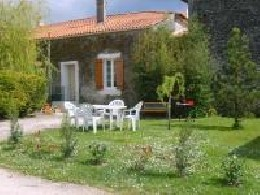 Gite Chaniers - 4 people - holiday home  #1252