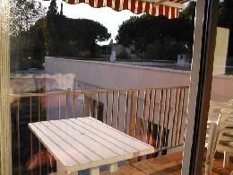 Location vacances mer - La grande motte herault Appartement balcon cou...  n°12677
