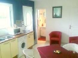 Appartement Saint Josse S/mer - 2 personnes - location vacances  n�1308