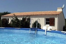 Maison 7 personnes Bretignolles Sur Mer - location vacances  n°1357