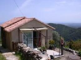 Maison à Tallone pour  4 •   avec terrasse
