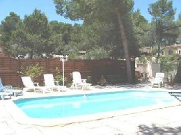 Gite in Lezignan corbieres for   4 •   with private pool   #1597