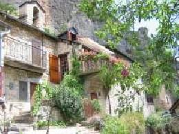 Gite Sainte Enimie - 4 personnes - location vacances  n°1617