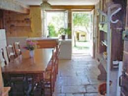 Gite à Coulans sur lison pour  15 •   5 chambres