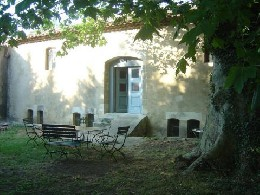 House Laudun-l'ardoise - 5 people - holiday home  #1665
