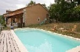 Gite in Les essards for   6 •   with private pool