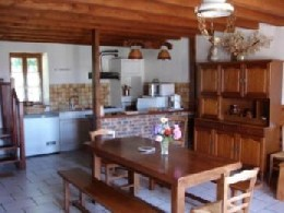 Gite Toulx Sainte Croix - 8 people - holiday home  #1779