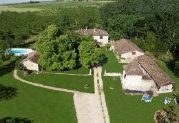 Casa rural Nerac - 6 personas - alquiler n°1861