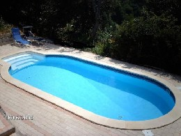House in Dieulefit for   4 •   with private pool