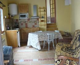 Maison Le Pouget - 2 personnes - location vacances  n°1990