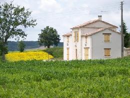 Maison 12 personnes Castelnau Montratier - location vacances  n°2020