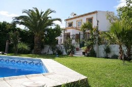 House in Ronda for   7 •   with private pool
