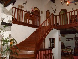 Gite Sacoué - 25 personnes - location vacances  n°2080