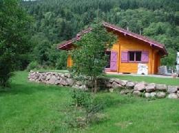Chalet à Rochesson pour  7 •   avec terrasse   n°2098