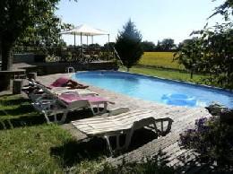 Gite in Puylaurens for   6 •   3 bedrooms
