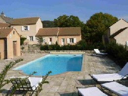 House Nantoux - 15 people - holiday home  #2105