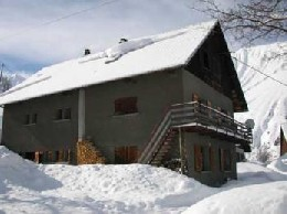 Chalet Albiez-montrond - 13 personnes - location vacances  n°2110