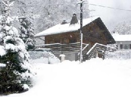 Chalet Bernex - 8 personnes - location vacances  n°2123