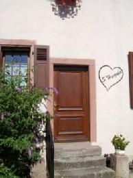 Gite Bergheim - 4 personnes - location vacances  n°2133