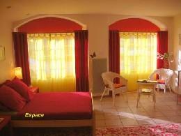 Chambre d'hôtes Condrieu - 4 personnes - location vacances  n°2200
