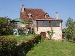 Gite Le Bouyssou - 4 personnes - location vacances  n°2228