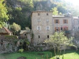 Gite Sainte Enimie - 10 personnes - location vacances  n°2242