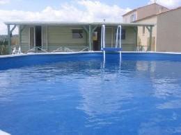 Mobil-home Serviers Et Labaume - 6 personnes - location vacances  n°2256
