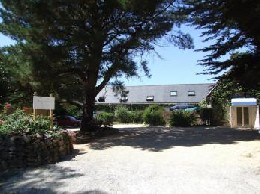 Gite à Larmor baden pour  4 •   avec terrasse