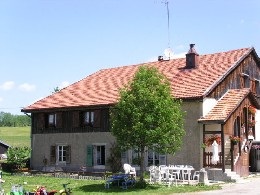 House Les Fourgs - 4 people - holiday home  #2295