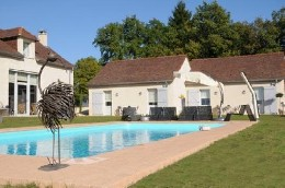 Gite 10 people Gabillou - holiday home  #2298
