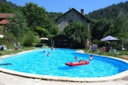 Maison 4 personnes Lafarre - location vacances  n°2300