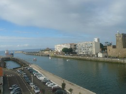 Flat in Les sables d'olonne for   6 •   with balcony