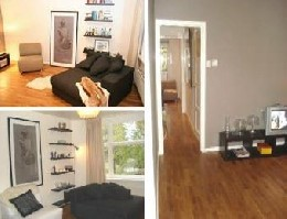 Appartement 3 personen Amsterdam - Vakantiewoning