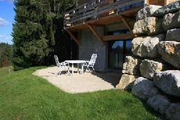 Chalet Prémanon - 5 personnes - location vacances  n°2396