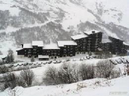 Appartement Les Ménuires - 4 personen - Vakantiewoning  no 2471