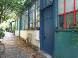 Studio Paris - 2 personnes - location vacances  n°2484
